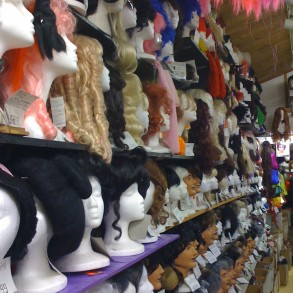 The Jokers Wild-Variety of Wig Selection