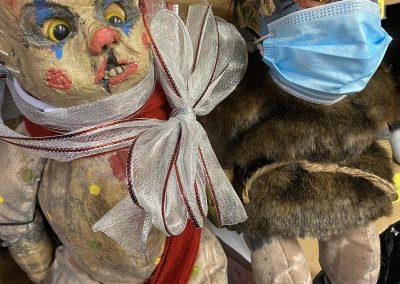 Horrible Dolls for Halloween