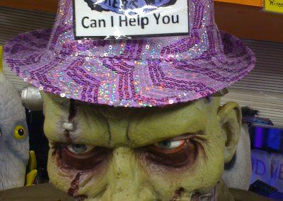 Horrible Dolls for Halloween Costume